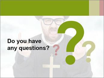 Crazy Evangelist PowerPoint Template - Slide 96