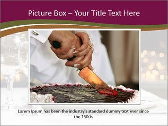Beautiful Dinnerware PowerPoint Template - Slide 16