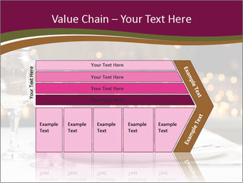 Beautiful Dinnerware PowerPoint Template - Slide 27