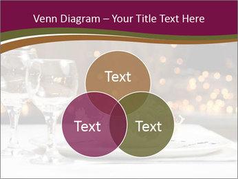 Beautiful Dinnerware PowerPoint Template - Slide 33