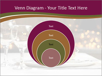 Beautiful Dinnerware PowerPoint Template - Slide 34