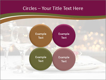 Beautiful Dinnerware PowerPoint Template - Slide 38