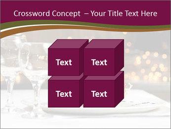 Beautiful Dinnerware PowerPoint Template - Slide 39
