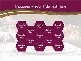 Beautiful Dinnerware PowerPoint Template - Slide 44