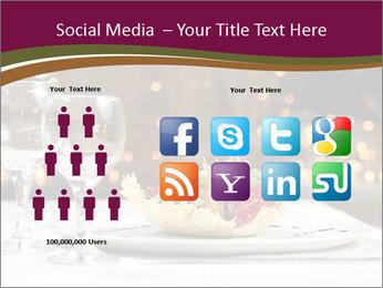 Beautiful Dinnerware PowerPoint Template - Slide 5