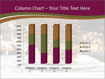 Beautiful Dinnerware PowerPoint Template - Slide 50