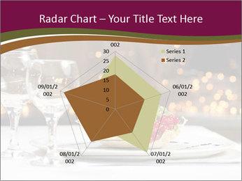Beautiful Dinnerware PowerPoint Template - Slide 51
