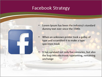 Beautiful Dinnerware PowerPoint Template - Slide 6