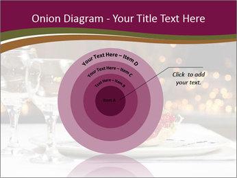 Beautiful Dinnerware PowerPoint Template - Slide 61