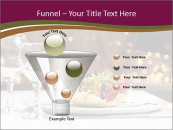 Beautiful Dinnerware PowerPoint Template - Slide 63