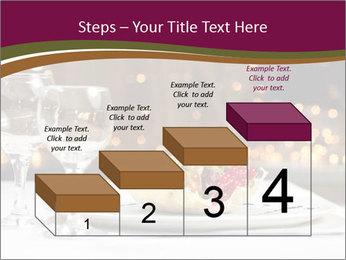 Beautiful Dinnerware PowerPoint Template - Slide 64