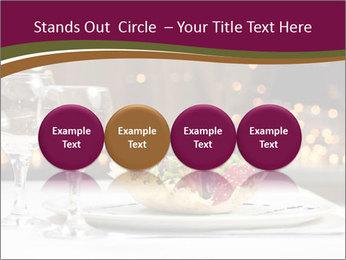 Beautiful Dinnerware PowerPoint Template - Slide 76