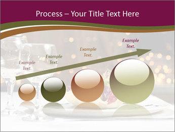 Beautiful Dinnerware PowerPoint Template - Slide 87