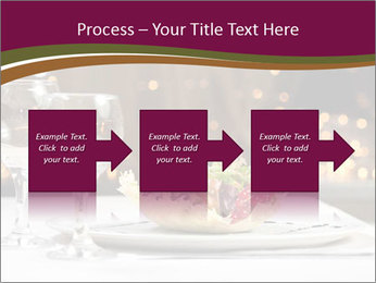 Beautiful Dinnerware PowerPoint Template - Slide 88