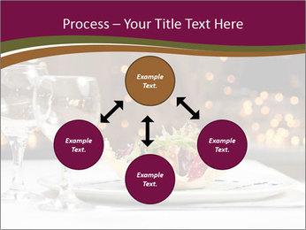 Beautiful Dinnerware PowerPoint Template - Slide 91