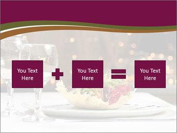 Beautiful Dinnerware PowerPoint Template - Slide 95