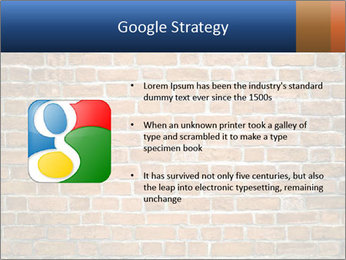 Brown Brick Wall PowerPoint Template - Slide 10