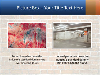 Brown Brick Wall PowerPoint Templates - Slide 18