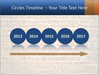 Brown Brick Wall PowerPoint Template - Slide 29