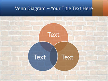 Brown Brick Wall PowerPoint Template - Slide 33