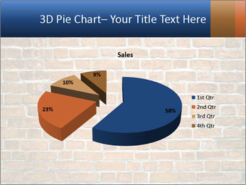 Brown Brick Wall PowerPoint Templates - Slide 35