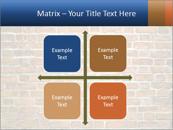 Brown Brick Wall PowerPoint Templates - Slide 37