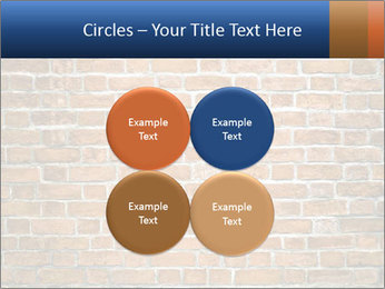 Brown Brick Wall PowerPoint Template - Slide 38