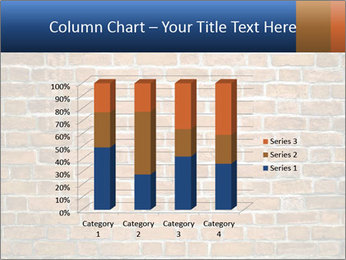 Brown Brick Wall PowerPoint Template - Slide 50