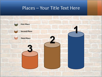 Brown Brick Wall PowerPoint Template - Slide 65