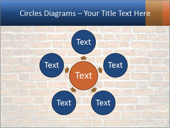 Brown Brick Wall PowerPoint Template - Slide 78