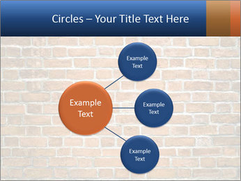 Brown Brick Wall PowerPoint Template - Slide 79