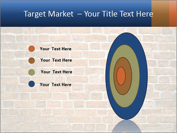 Brown Brick Wall PowerPoint Template - Slide 84