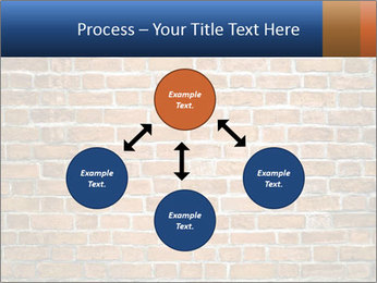 Brown Brick Wall PowerPoint Templates - Slide 91