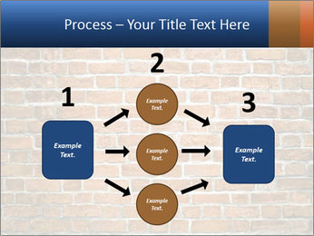 Brown Brick Wall PowerPoint Template - Slide 92