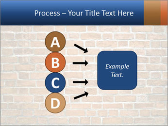 Brown Brick Wall PowerPoint Templates - Slide 94