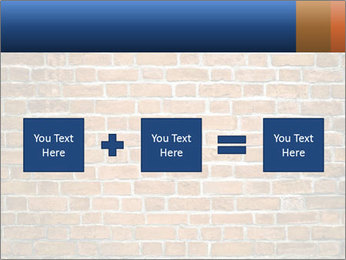 Brown Brick Wall PowerPoint Templates - Slide 95