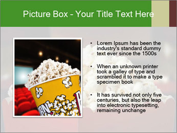 Popcorn Container PowerPoint Template - Slide 13