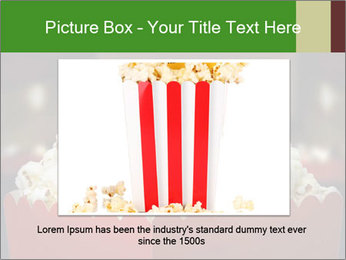 Popcorn Container PowerPoint Template - Slide 15