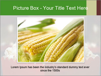 Popcorn Container PowerPoint Template - Slide 16