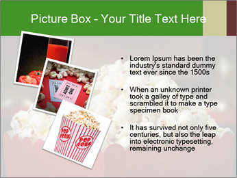 Popcorn Container PowerPoint Template - Slide 17