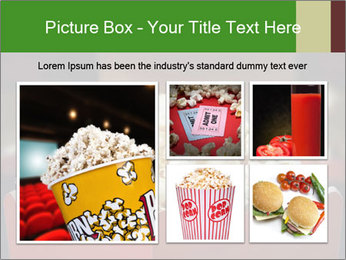 Popcorn Container PowerPoint Template - Slide 19