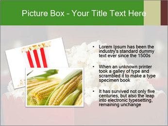 Popcorn Container PowerPoint Template - Slide 20