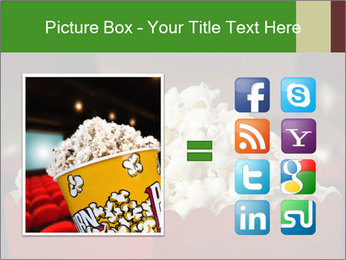 Popcorn Container PowerPoint Template - Slide 21