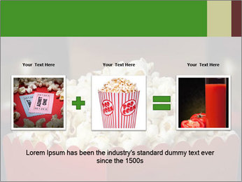 Popcorn Container PowerPoint Template - Slide 22