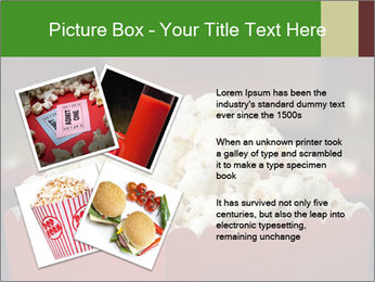 Popcorn Container PowerPoint Template - Slide 23