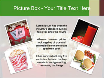 Popcorn Container PowerPoint Template - Slide 24