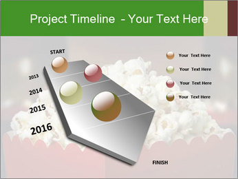 Popcorn Container PowerPoint Template - Slide 26