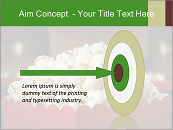 Popcorn Container PowerPoint Template - Slide 83