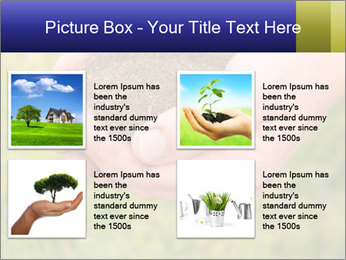 Green Plant Protection PowerPoint Template - Slide 14