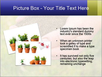 Green Plant Protection PowerPoint Template - Slide 20